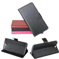 New Luxury Wallet PU Leather Case for oneplus one one plus one Leather Case Cover Flip Case with holder phone stand phone cases