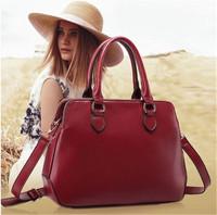 HOT!New fashion women PU leather handbags brand vintage handbag classical design one shoulder bag messenger bag totes lady purse