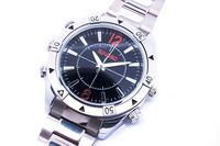 free shipping waterproof watch camera mini camcorders HDW-02B AV-OUT/AV-IN real 4G/8G/16G 1280*720P HD camera DVR video recorder