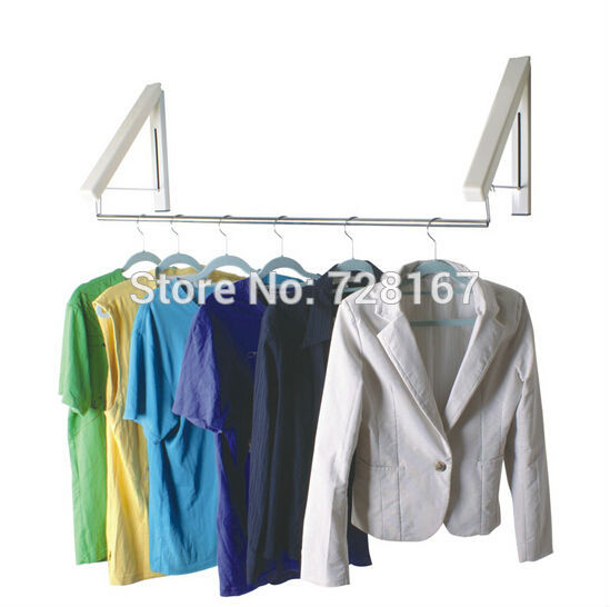 Bathroom Accessories Folding Wall Mounted Retractable ...