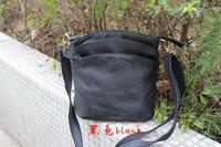 2014 Women women's cowhide genuine leather handbag day clutch bag clutch one shoulder cross-body bag small free shipping