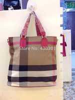 High quality!Hot selling!!plaid bag,new brand designer handbag,shoulder bag,new fashion handbag,big Women's bag