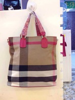 High quality!Hot selling!!plaid bag,new brand designer handbag,shoulder bag,new fashion handbag,big Women's bag