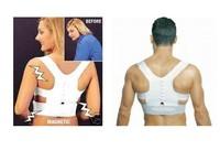 1pc Men Women  Unisex Magnetic Posture Support Corrector Back Pain Young Belt Brace Shoulder New