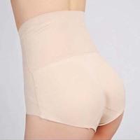 2014 Hot Sexy Women Ass padded Underwear High waist Women's Tummy Control Shaper Seamless Butt-lifting Buttocks