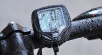 New Bike Bicycle Cycling Wireless LCD Computer Odometer Speedometer Waterproof