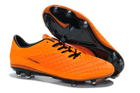 Wholesale - Free Shipping 2014 World Cup Brazil New Arrivals Mens Phantom FG Outdoor Soccer Shoes Brand Popular