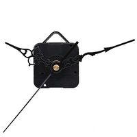 Quartz Clock Movement Mechanism Long Spindle Black Hand