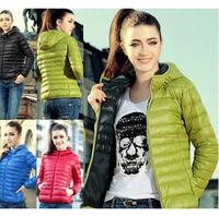 2014New free shipping  Ladies down short design coat Winter jacket women,winter outerwear clothes women down jacket women parka