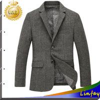 2014 TOP Quality Business Suit Men Blazer Brand Men's Suits Wool Mens Coat Autumn Jackets BLAZERS Suits For Men Coat