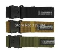 Military fashion Hunting Emergency CQB Belt Tactical Belt Adjustable 3 colors