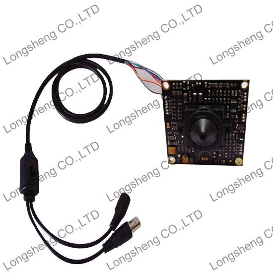 Sony Effio-V 750TVL WDR OSD 3.7mm Pinhole PCB security CCTV FPV camera(China (Mainland))