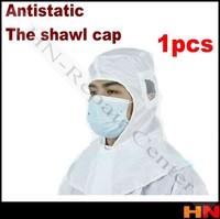 1pcs Antistatic master cap  dustproof food dust-free workshop working  fission anti-static hat