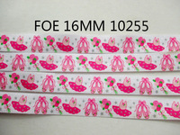 50Y10255 free shipping 5/8 ''   FOE ribbon diy headwear accessories sewing supplies
