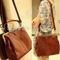 2014 HOT SALE women hand bag, messenger bags antiquates bag fashion vintage small bags cross-body women's handbag bag