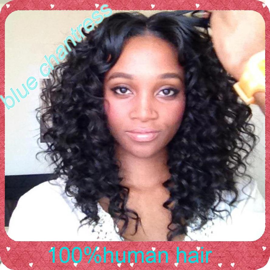 Jerry Curl Wigs for Black Women
