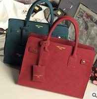 2014 new arrive female women leather handbag single shoulder bag women messenger bag fashion Tinkin bg-0139