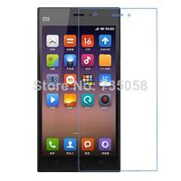 10X New Clear Screen Protector Cover Film  For Xiaomi MIUI M3 Mi3 Mi-3 Mi-Three E4159 P