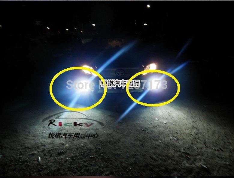 Free ship!2002~2013 Renault Megane LED daytime running light,2pcs/set,Optional color:Blue,Red,White,Yellow,24W12V,6000K(China (Mainland))