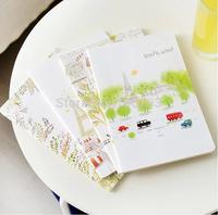 5PCS/LOT new novelty mini portable diary notebook memo note book creative notepad