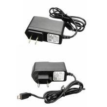 2014 Brand New High Quality AC100-240V For DC 5V 2A Micro USB Charger Adapter Cable Power Supply for Raspberry Pi US/EU Plug(China (Mainland))