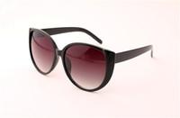 New Street beat the influx of people essential artifact oversized black sunglasses Sunglasses cat eye women sunglasses