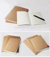 25K Sketchbook, Graffiti, Notebook, Kraft brown paper cover, 64 sheets,10 notebook