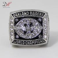 Free Shipping Defective 1980 Super Bowl XV Oakland Raiders Championship Ring for men ring M0001