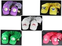 Super Mario Bros Hat 10pcs Costume Anime Cosplay Hat Cap