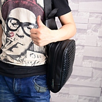 2014 man handbag chest pack fashion male sports small waist pack Bags one shoulder Men messenger bag Free shipping cheap bag
