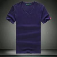 2014 summer fashionable casual all-match basic shirt male short-sleeve T-shirt plus size M-XXXXXL FREE SHIPPING