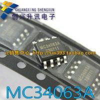 MC34063A new SOP-8 SMD DC / DC Switching Regulators