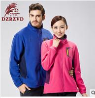 HOT selling women outdoor jacket winter fleece jacket Spring and Autumn coat couple clothes Windproof jacket