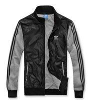 2014 Autumn New Men's Urban Jackets Zipper Up Rib Sleeve Men Fashion Jackets Windproof Black Jackets Coats Size 3XL 4XL XXXXL