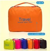 Outdoor tourism travel wash bag wash men's bathing suits wash bag wash bags multicolor goods