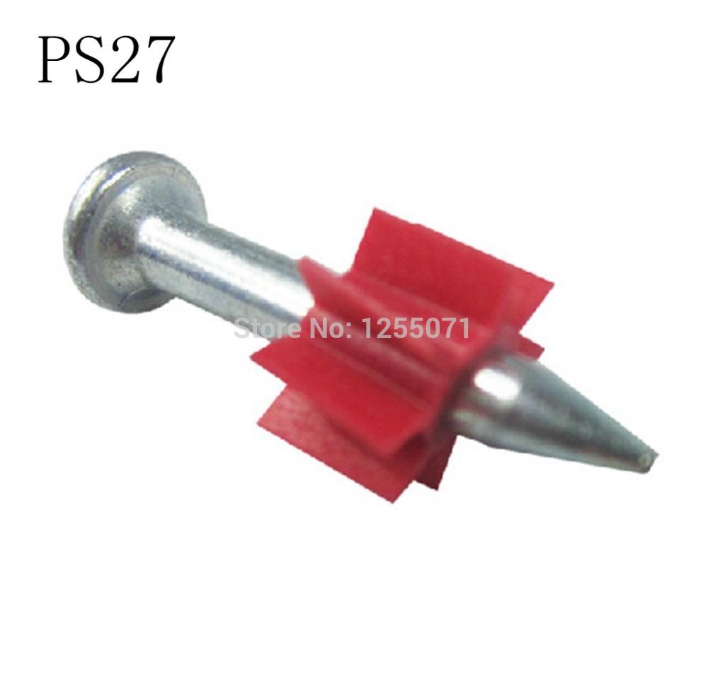 Masonry and woodworking nail steel 27mm Length 1Box/bid(China (Mainland))