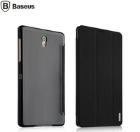 For Samsung Galaxy Tab S 8.4 BASEUS Simplism Series Smart Sleep Wake Up Function Flip Cover Protective Leather Case Free Ship