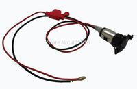 New Free Shippingwaterproof  Motorcycle Car  Cigarette Lighter Socket Plug Outlet 12V S11634