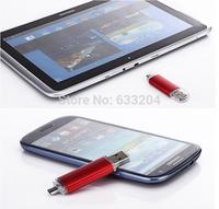 wholesale 8GB 16GB 32GB 64GB  Smart Phone Tablet PC USB Flash Drive pen drive OTG external storage micro usb drive memory stick