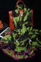 True Si Xili yarn latest oversized scarves