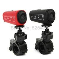 Waterproof HD 1080P Mini DV DVR Sport Action Video Camera Mount Helmet Camcorder