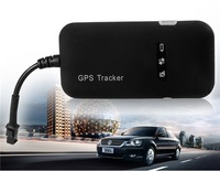Free shipping + Gps Trackers TK110 GPS Vehicle Car Tracker, Car Monitoring, GPS Positioning System (Black)