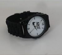 Hot 2014 New Fashion sports brand Men's watches Kors Silicone Quartz military watch Woman Dress Watch Free shipping