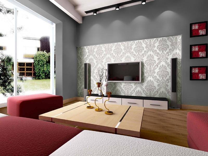 3d Design Flower Wallpaper Design Interior 3d Flower