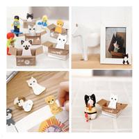 3PCS Free Shipping Kawaii Stationery Cat Sticky Memo Pad/Cute Animal Sticky Notes/Post It Note/Scrapbook Sticker