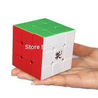 New Mini DaYan Zhanchi Black V 5 ZhanChi 55mm 3x3x3 Speed Magic Cube Puzzle---Free shipping