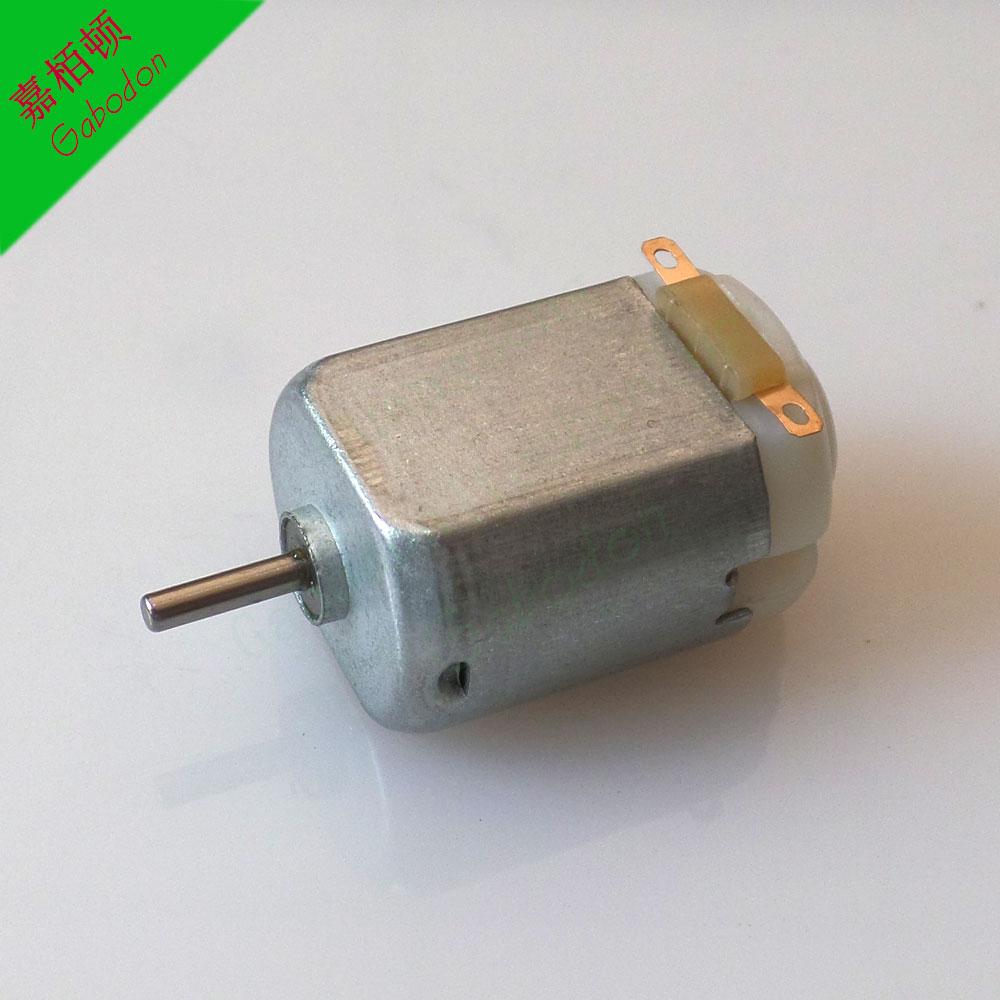 12pcs 130 micro motors dc motor the micro motors raider