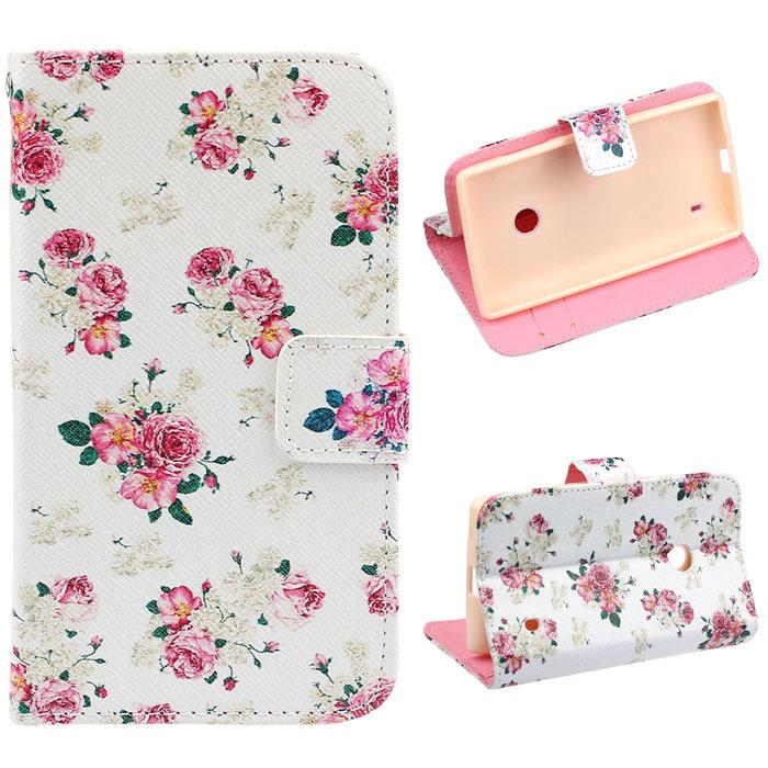 Чехол для для мобильных телефонов NOKIA Lumia 520 Jecksion Jecksion888888 чехол книжка для nokia lumia 720