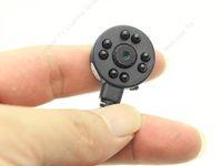 "Free Shipping!5Mp 600TVL 1/4"" CCD Security CCTV Video Audio AV/Au Mini Size Camera IR 0.5LUX"