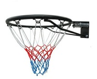 High quality adult sports goods standard basketball hoops family use indoor basketball games equipments